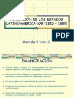 Formación de Los Estados Latinoamericanos