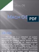 machOSX(IO&IPC)
