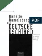 Annette Ramelsberger - Der Deutsche Dschihad