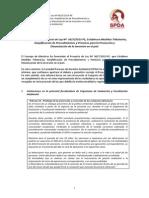 Opinión Legal de La SPDA Sobre El Paquete de Normas Del Ejecutivo