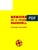 Apollinaire G-memoirs of a Young Rakehell
