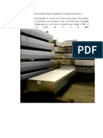 La Fabricación de Papel Aluminio Implica Rebajar Repetidamente Un Bloque Grande de Al