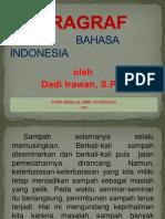 Ikhwal Paragraf Bahasa Indonesia