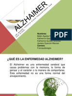 ALZHAIMER