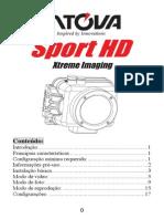 Intova SP1 Manual Portuguese