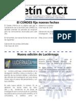 Boletín CICI N° 54