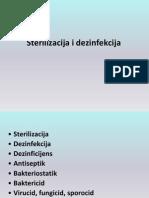 Dejstvo Fizičkih i Hemijskih Agenasa Na Mikroorganizme(1)
