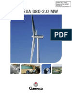 DFLD-JZ-27-Gamesa G80 Wind Turbine Brochure