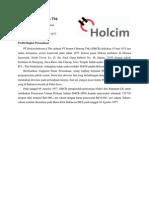 Holcim Indonesia