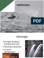 Hidrología Introducción 1 2012