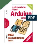 Arduino Interrupt Steuer Ung Teil 1