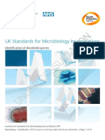 UK Standards for Microbiology Investigation