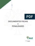 Documentos Fiscais x Penalidades