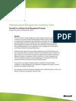 SAM Inventory Tools_Whitepaper