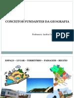 354361-1º Ano Conceitos Geográficos 2014.1