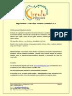 Regulamento da I Feira EcoSolidária Conexão CACS.pdf