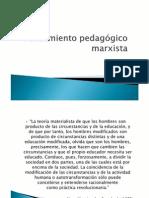 04. Clase Pedagogía Marxista 16.04