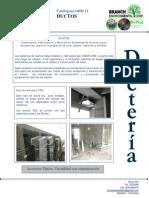 Catalogo Za-0400-11 - Ducteria