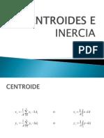 Centroides e Inercia (1)