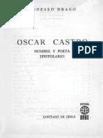 Óscar Castro Epistolario Drago