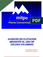 AVANCES MEDIANTE EL USO DE CELDAS COLUMNAS