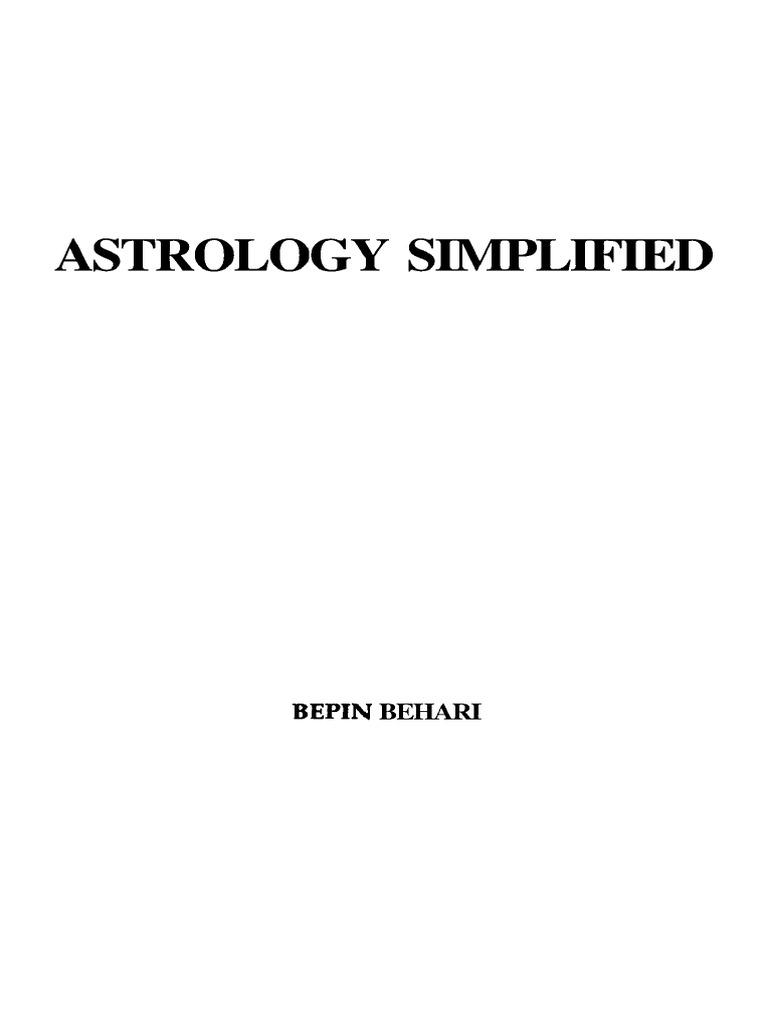 Astrology simplified bepin behari hindu astrology planets in astrology simplified bepin behari hindu astrology planets in astrology nvjuhfo Images