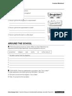 Interchange4thEd IntroLevel Unit13 Grammar Worksheet