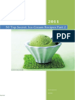 50 Top Secret Ice-Cream Recipes Part 2