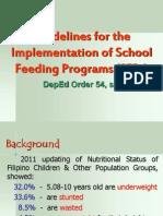 5.1 SFP Guidelines DO 54