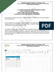 tutorial para la construccion de estado de resultados  con la ayuda de excel