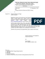 Srt Pendanaan Hibah PKM 2013 Jilid 4
