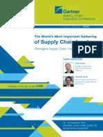 Supply-chain'13 Brochure Fina