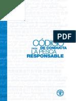 Codigo de Conducta Responsable Pesca