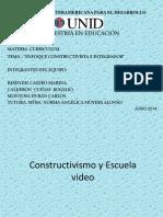 Constructivismo Curriculum(1)