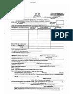 SWR Bill Format
