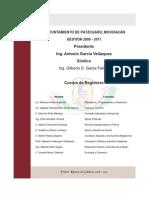 Informe de Gobierno Patzcuaro