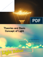 The Basic Theories of Light