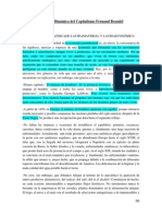 Notas-La Dinamica Del Capitalismo-Fernand Braudel