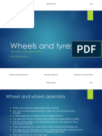 Wheels and Tyres Ppt