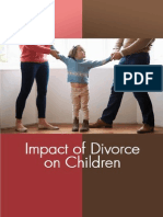 Divorce and Its Impact on Chikldren