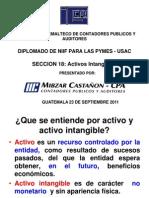 NIIF PRESENTACI+ôN USAC 23-09-11
