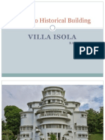 Art Deco Historical Building Ppt
