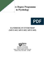 Internship Handbook Updtd