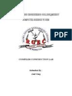 COMPILER_Lab_Manual