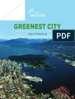 Greenest City Action Plan