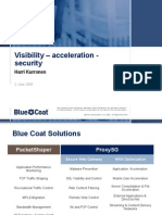 Visibility Acceleration Security