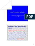 History of United Sri Lanka