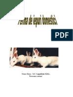 Ferma de Iepuri Domestici - SC Lepoferm SRL