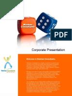 Wanhan Consultants Oran Di Corporate Presentation