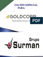 Presentacion Especial Goldcorp